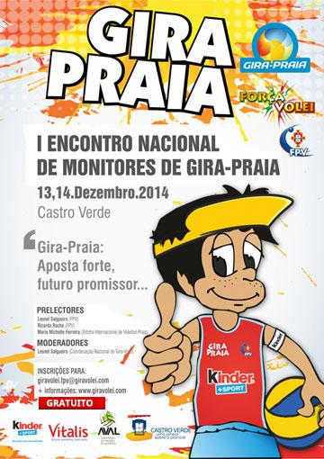 I Encontro Monitores Gira-Praia