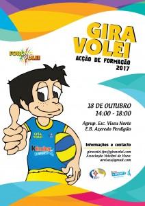 FORMAÇÃO GIRA VOLEI_VISEU