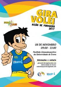 FORMAÇÃO GIRA VOLEI_ÉVORA