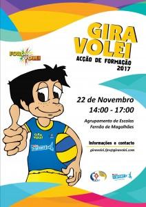 FORMAÇÃO GIRA VOLEI_CHAVES