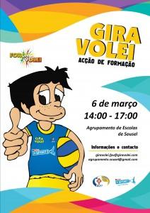 FORMAÇÃO GIRA VOLEI_SOUSEL