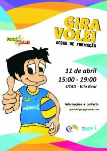 2018-04-11_FORMAÇÃO_GIRA_VOLEI_UTAD